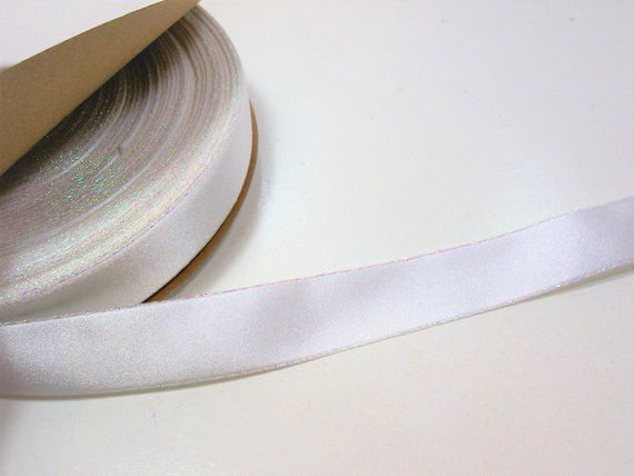 Wide Cream Ivory Ribbon Offray Creme Grosgrain Ribbon 3 inches wide x 50 yards