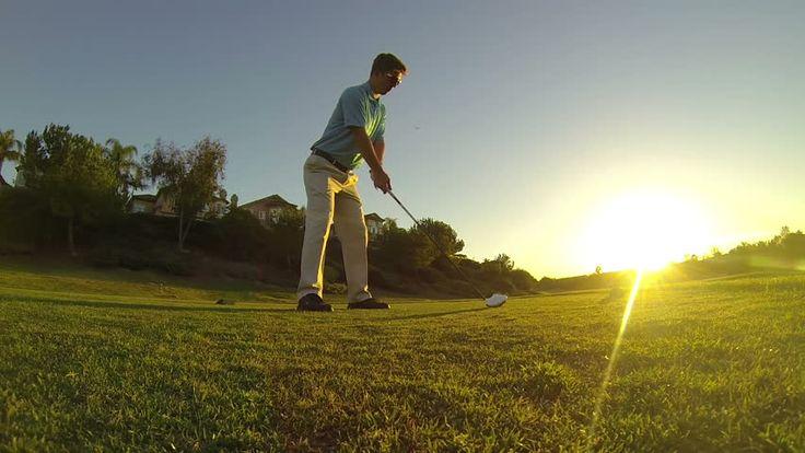 Image result for man golfing summer
