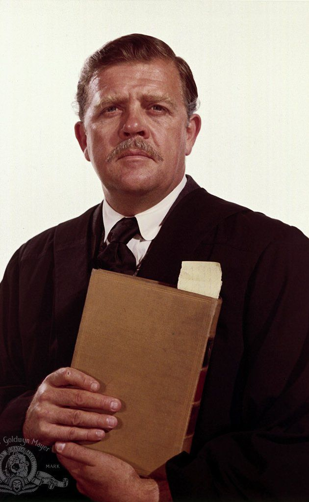 "Actor Pat Hingle was born 7-19 in 1924. He appeared on well over 100 films and TV programs through his years, typically as a character actor. He's shown here in a role he played in Clint Eastwood's ""Hang 'Em High.'"" Hingle passed in 2009."