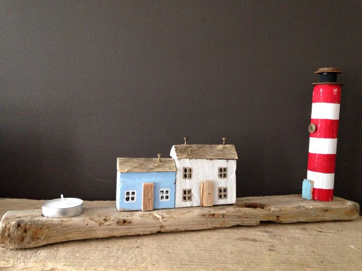 Little Lighthouse Tealight Holder