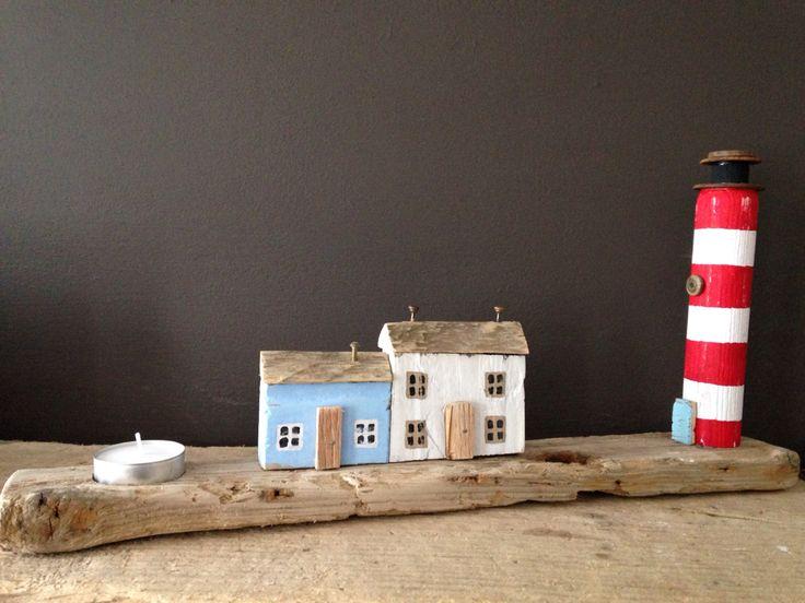 Little Lighthouse Tealight Holder