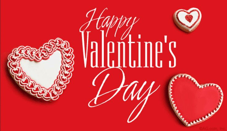 Wishing you a Happy Valentine's Day -Access Team!