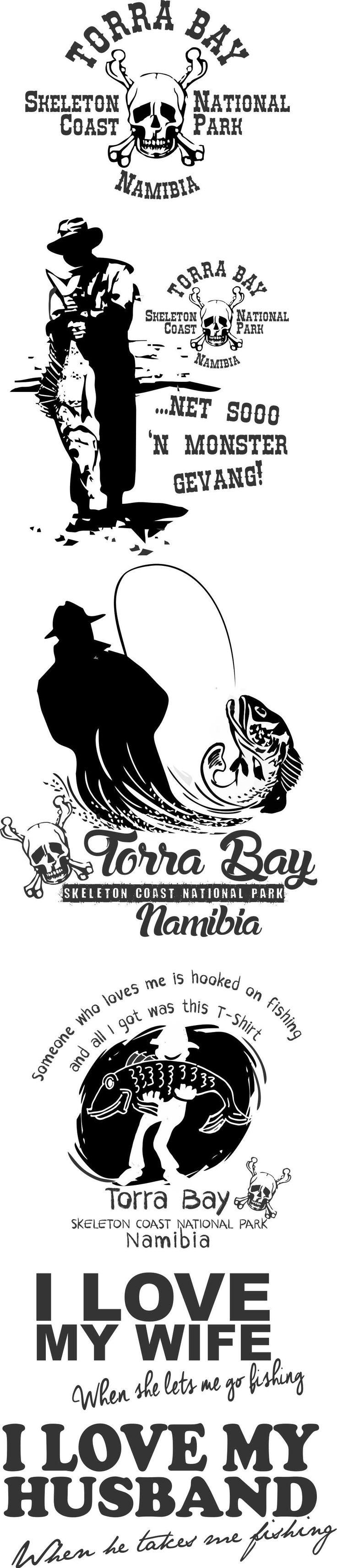 Designs for Torra Bay in the Skeleton Coast National Park, Namibia. #skeletoncoast #torrabay #fishing #design #namibia
