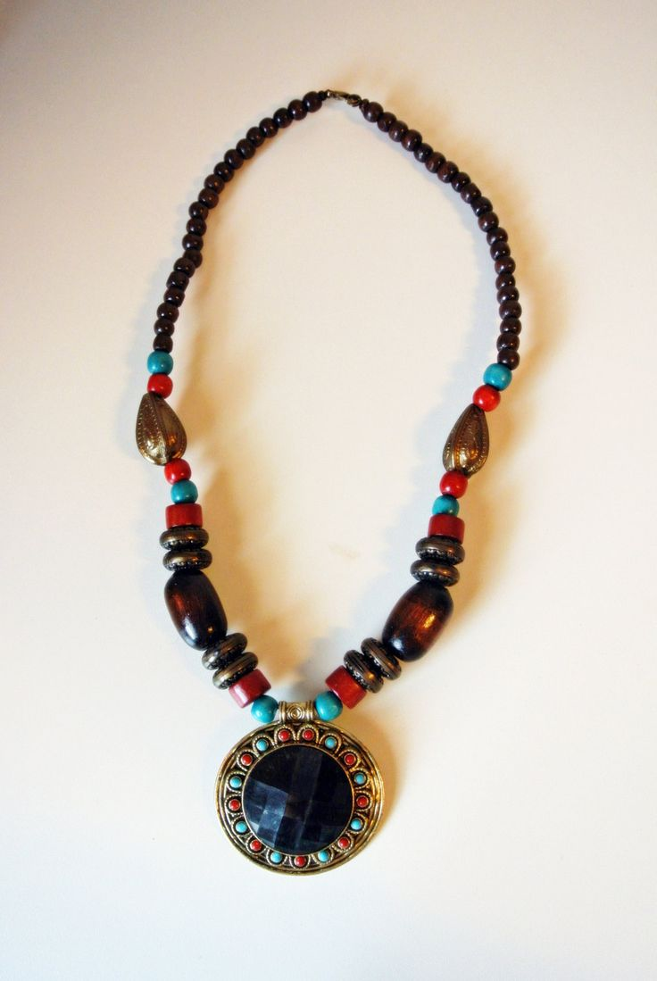 Light weight long chain by ShrisJewelryBoutique on Etsy