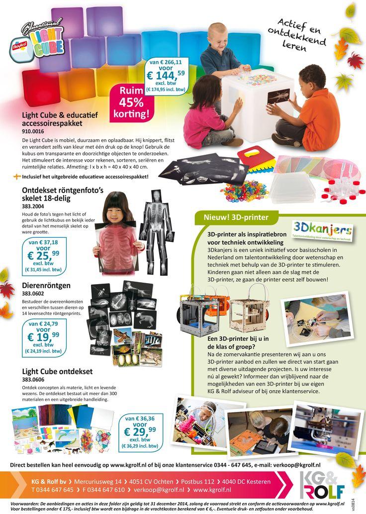Bekijk hier de actieflyer (pdf), de bladerbare Nazomer special of bekijk de artikelen uit deze special direct in de webshop: www.kgrolf.nl/nazomerspecial