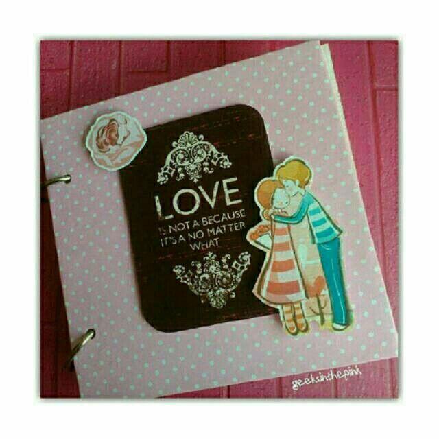 Saya menjual Flowery Love Scrapbook seharga Rp145.000. Dapatkan produk ini hanya di Shopee! https://shopee.co.id/puripanca/503103557/ #ShopeeID