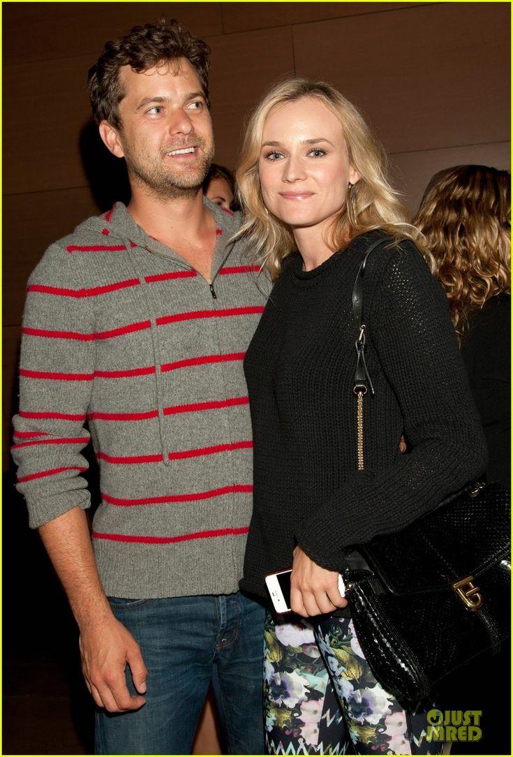 Diane Kruger & Joshua Jackson: Montblanc 24 Hour Plays in Santa Monica ! June 2012