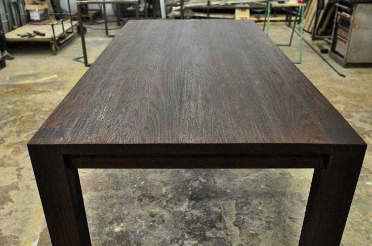 Стол из дуба от Rock n Wood - RocknWood Обеденный стол из дерева