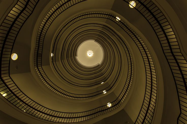 spiral staircase by borys69 on 500px