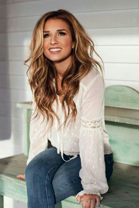 cool caramel blonde highlights on brown hair - Google Search...