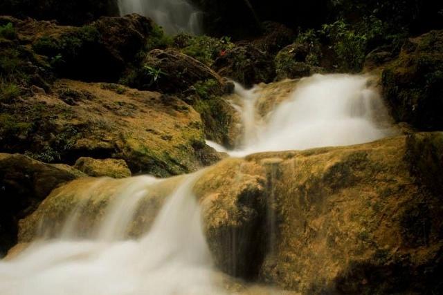 Air terjun yang indah....