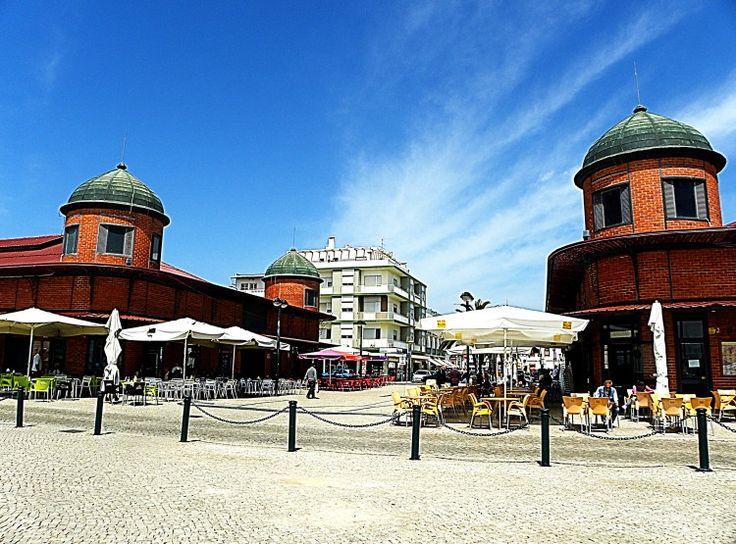 Olhão : Algarve market recently recuperated.