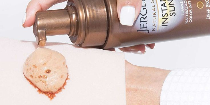 17 Genius Self-Tanner Hacks That Will Make Your Fake Tan Look Real | No more orange hands.