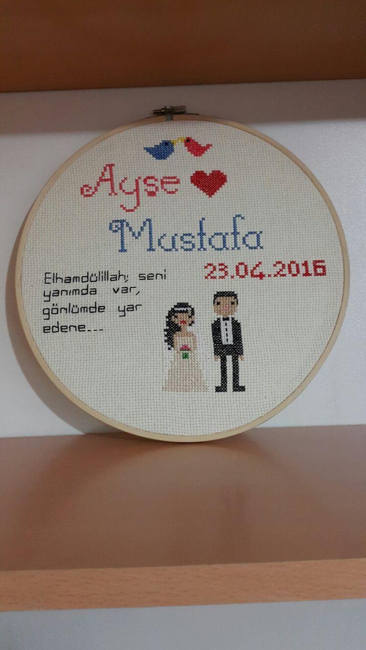 Evlilik Yıldönümü panosu