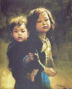 Lukisan Basuki Abdullah