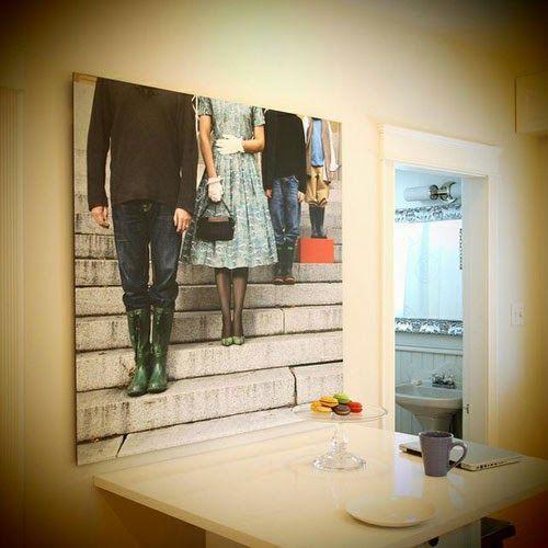 25 εκπληκτικές ιδέες για να κρεμάσετε τις οικογενειακές φωτογραφίες στους τοίχους!