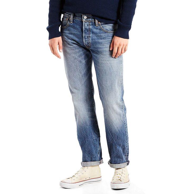 Men's Levi's® 501® Original Fit Jeans Rainfall