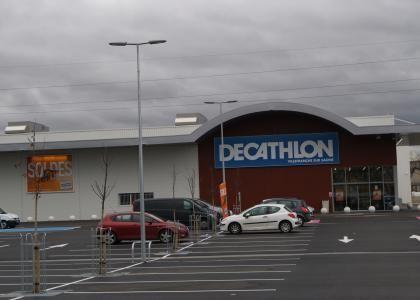 Nos Projets d'Installation Climatisation, avec entre autre des chantiers effectués pour les magasins Décathlon et XXL. http://lyonclimatisation.fr/installation-pose-montage-climatisation-reversible-pompe-a-chaleur