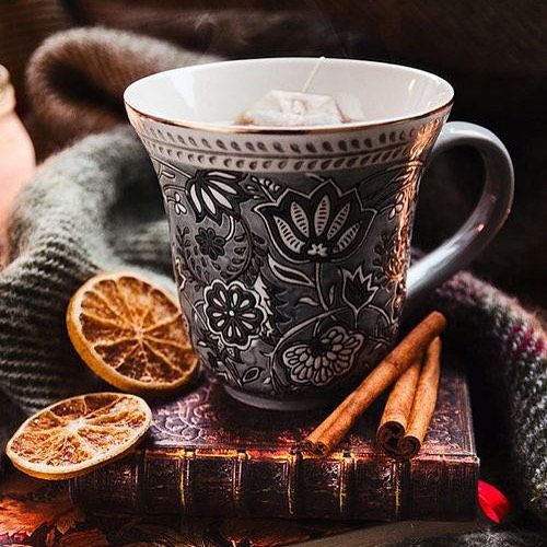 Keep warm in winter with rustic flavoured teas. theguideonline.com.au