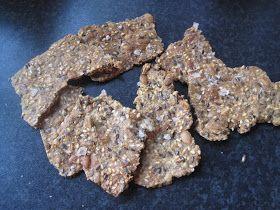 Laga Smaka Njut: Fröknäckebröd med rågmjöl!