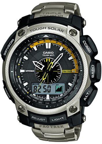 Zegarek męski Casio PRW-5000T-7ER - sklep internetowy www.zegarek.net