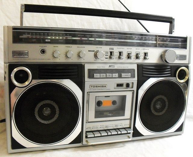 Vintage Boombox .....................Please save this pin.   .............................. Because for vintage collectibles - Click on the following link!.. http://www.ebay.com/usr/prestige_online