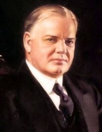 Profile of 31st us president Herbert Hoover with biographical facts, historical events and Herbert Hoover's married life.