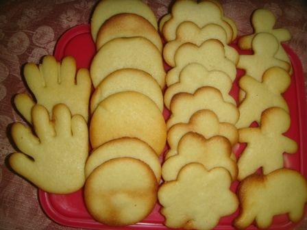 cookie sugar cutouts simple recipe