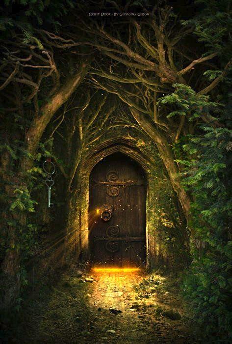 Secret Garden: 25+ Best Ideas About Secret Garden Door On Pinterest
