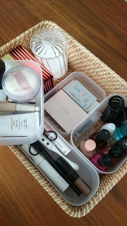 無印の愛用化粧品 & メイク収納 | kajiのブログ