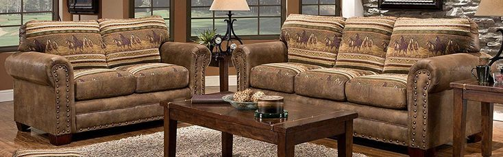 If you're going to be buying new living room furniture in the near future, you should strongly consider buying a 4-piece Wild Horses sofa. A sofa set like this is a fantastic fit for any home. Read on to learn more about the benefits a sofa like this can provide.