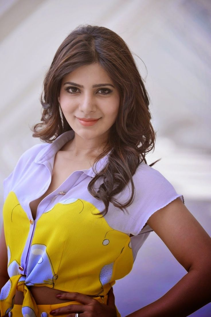 Actress HD Gallery Samantha Cute saree HD Hot Photo Galleryz