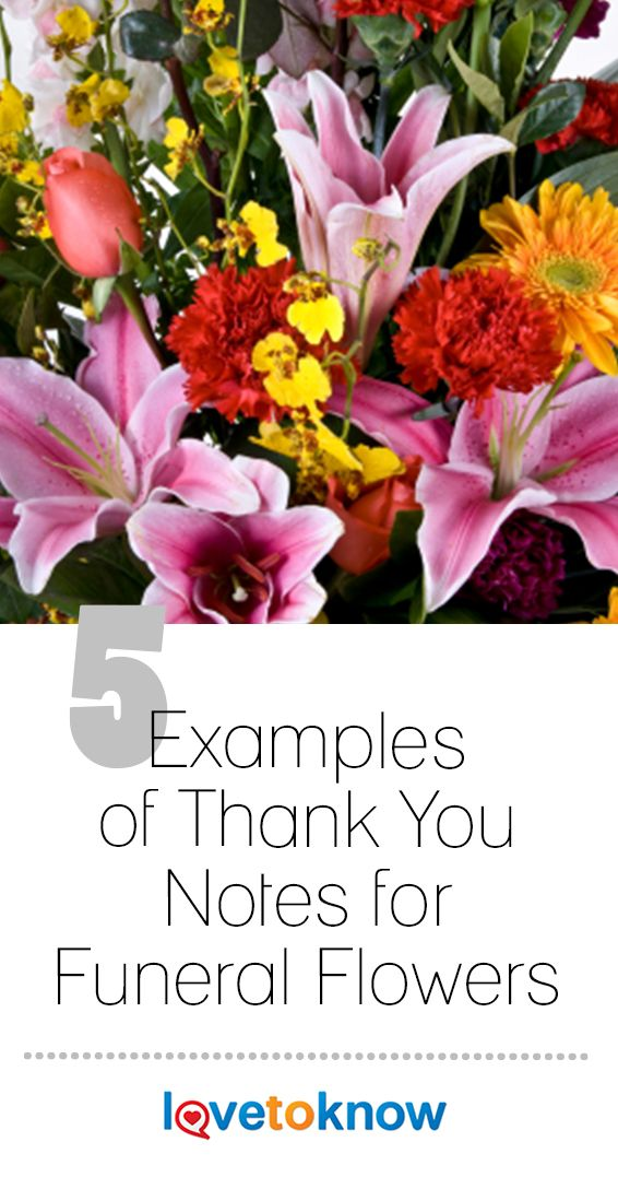 Notes To Write On Flowers