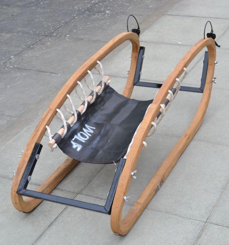 Joseph Hayden, sledge, A Level Product Design