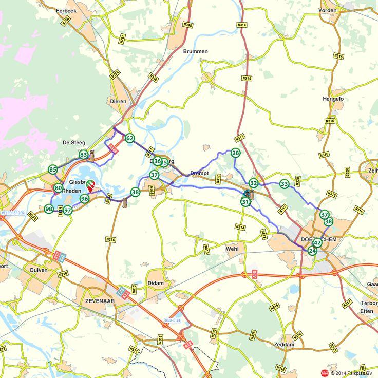 Fietsroute: Langs de Oude IJssel tussen Giesbeek en Doetinchem  (http://www.route.nl/fietsroutes/142359/Langs-de-Oude-IJssel-tussen-Giesbeek-en-Doetinchem/)