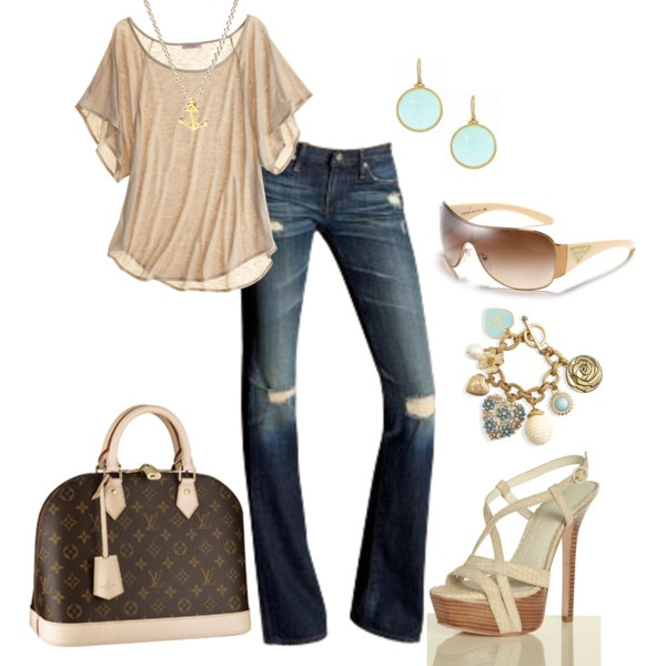 Cute   # Pin++ for Pinterest #Shoes, Woman Fashion, Style, Closets, Clothing, Night Outfit, Casual, Heels, Lv Bags