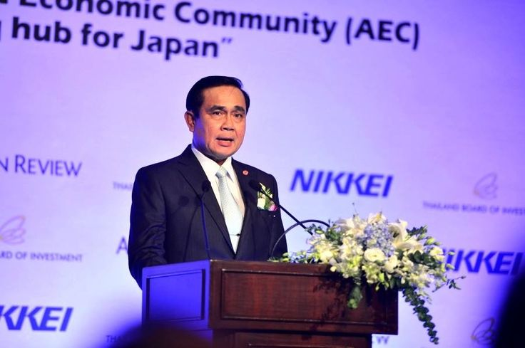 Thailand Prime Minister, Gen Prayut Chan-o-cha says that the Kingdom and Japan have good relations in all aspects; from investment, tourism, and agricultural trade. He assures Japanese investors for concrete cooperation.