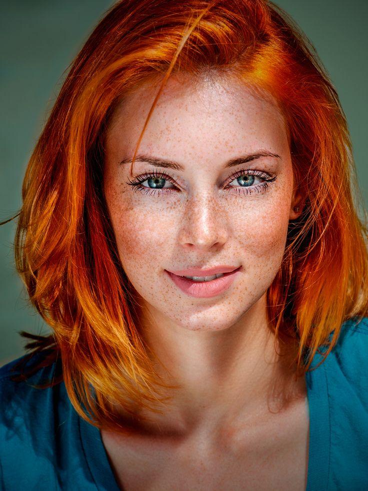 Gorgeous  Redsgingers  Red Hair, Gorgeous Redhead -7597