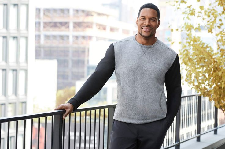 """from jaehakim.com: Before becoming a """"Good Morning America"""" co-host, Michael Strahan was a Super Bowl champion during his years as a defensive end for the New York Giants. He"""