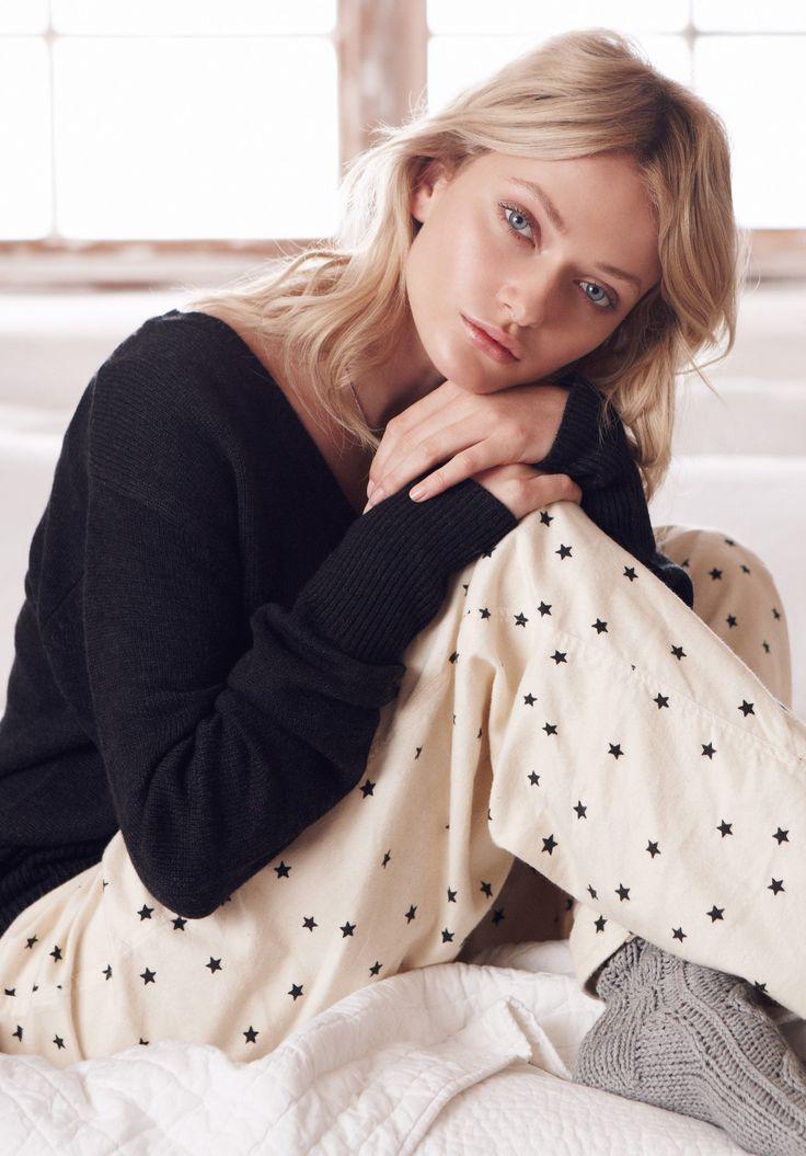 Small Stars Pyjama Trousers   Pyjamas, Nightwear   hush   hush-uk.com