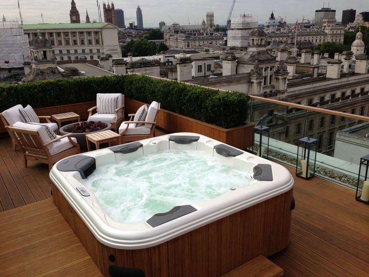 24 best Saunas, Spas \ Steam Rooms images on Pinterest Steam - whirlpool im wohnzimmer