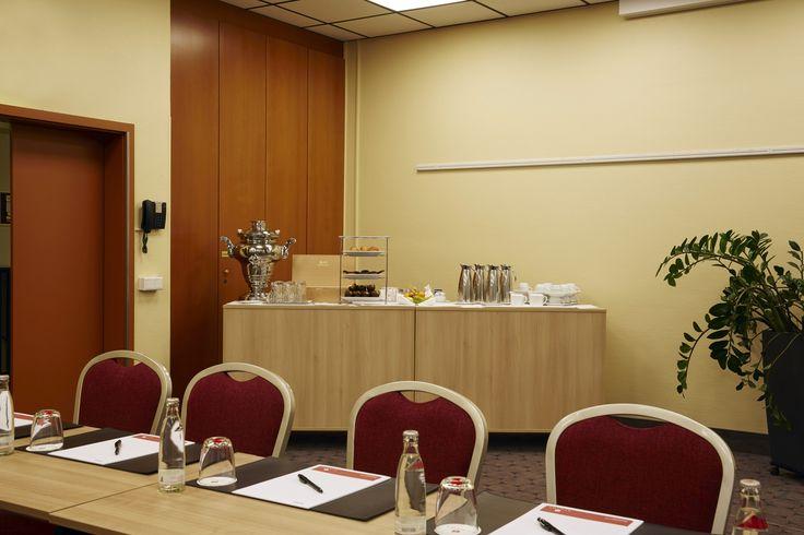 Kaffeepause - Tagungsbereich H+ Hotel Darmstadt