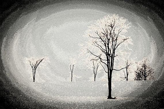Dreams Of Trees Art Work Digital 4 x 6 Print by MissDawnFineArt, $5.00