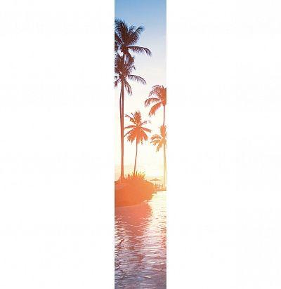 Фото №1: Панно с пляжем ACE 67183015 Miami Beach – Ампир Декор