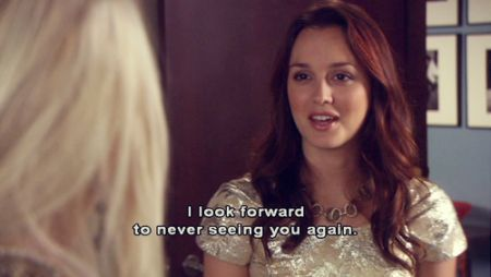 blair waldorf quotes - Google Search