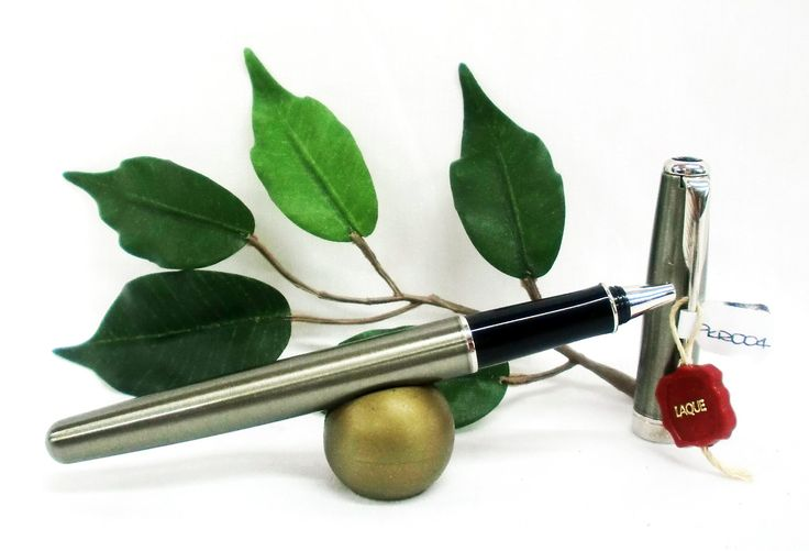 Parker Sonnet Lacquer Roller Ball Verdigris Body Silver Trims Pen *Last One*