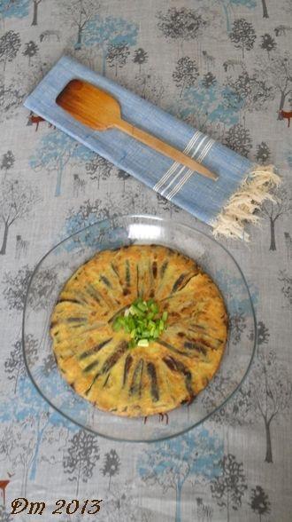 Mısır Unlu Patlıcan
