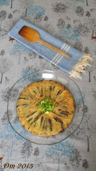 Duru Mutfak - Pratik Resimli Yemek Tarifleri: Mısır Unlu Patlıcan