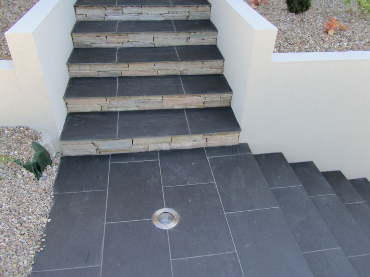 1000 id es sur le th me carrelage terrasse sur pinterest for Antiderapant escalier interieur