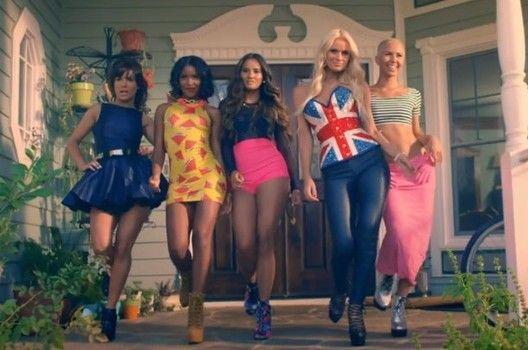 "G.R.L. - ""Vacation"" (music video premiere) http://www.examiner.com/article/g-r-l-cleans-house-parties-and-hitches-a-ride-with-mel-b-vacation-video"